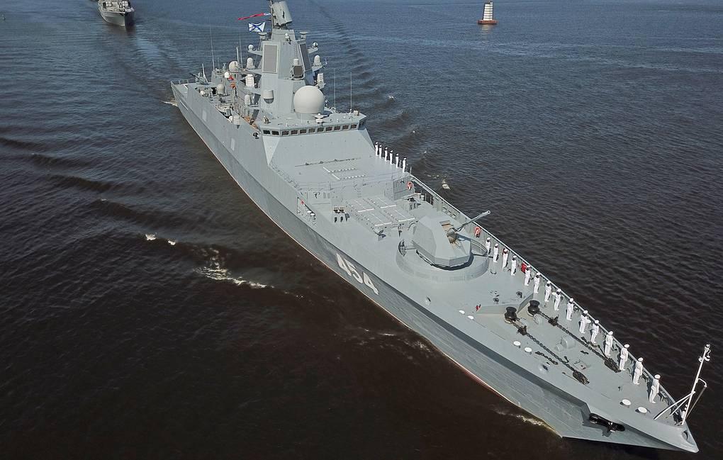 admiral gorshkov - naval post- naval news and information