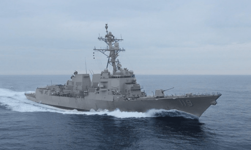 ddg119 - naval post- naval news and information