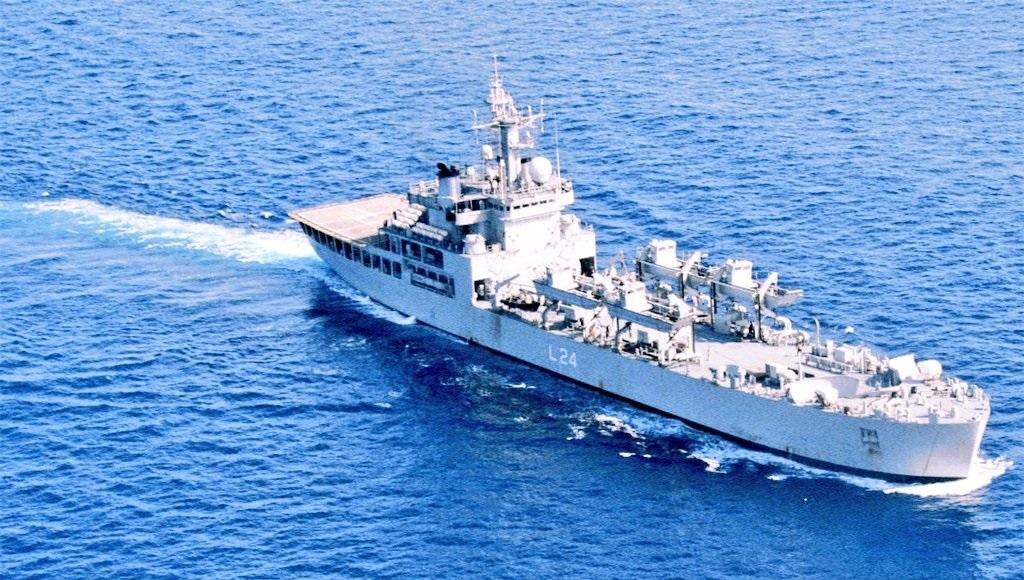 Indian Navy Begins 'Operation Vanilla' for Humanitarian Assistance at Madagascar