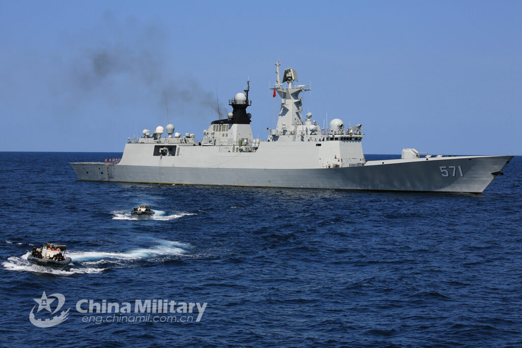 frigate yuncheng hull 571 - naval post- naval news and information