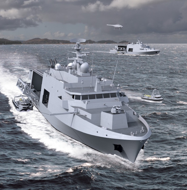 minehunter - naval post- naval news and information