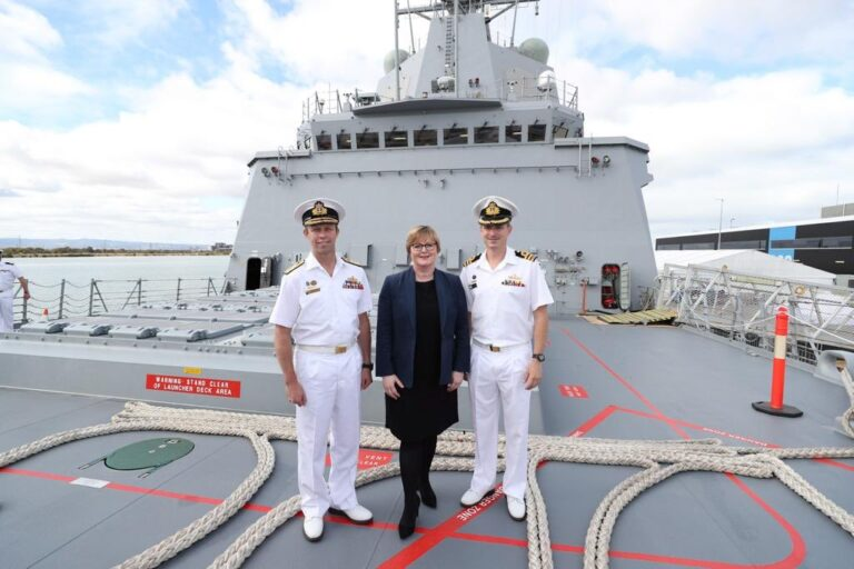 RAN's Air Warfare Destroyer Program is completed after delivery of NUSHIP Sydney
