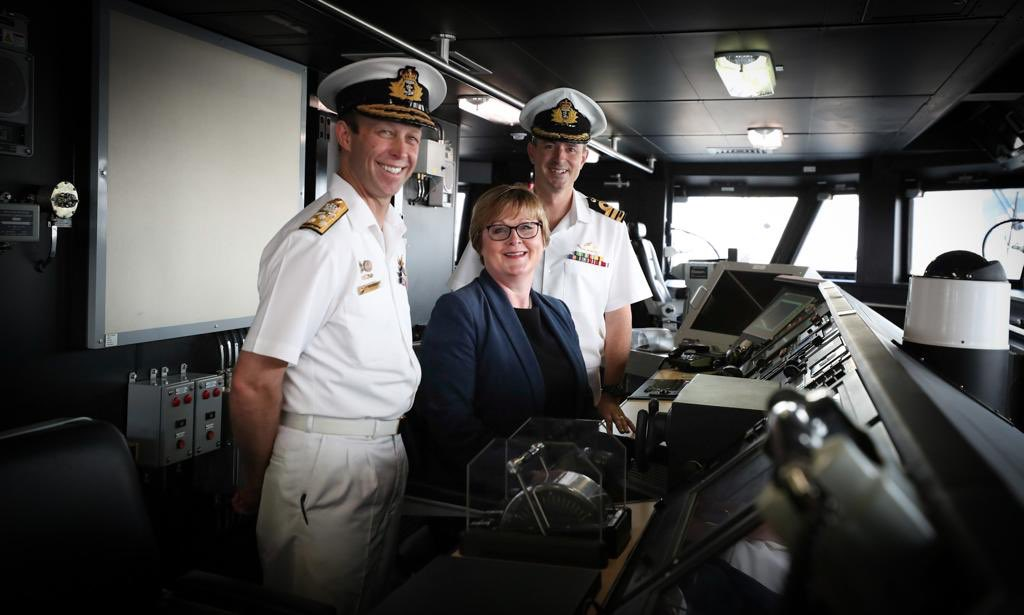 nuship sydney2 - naval post- naval news and information