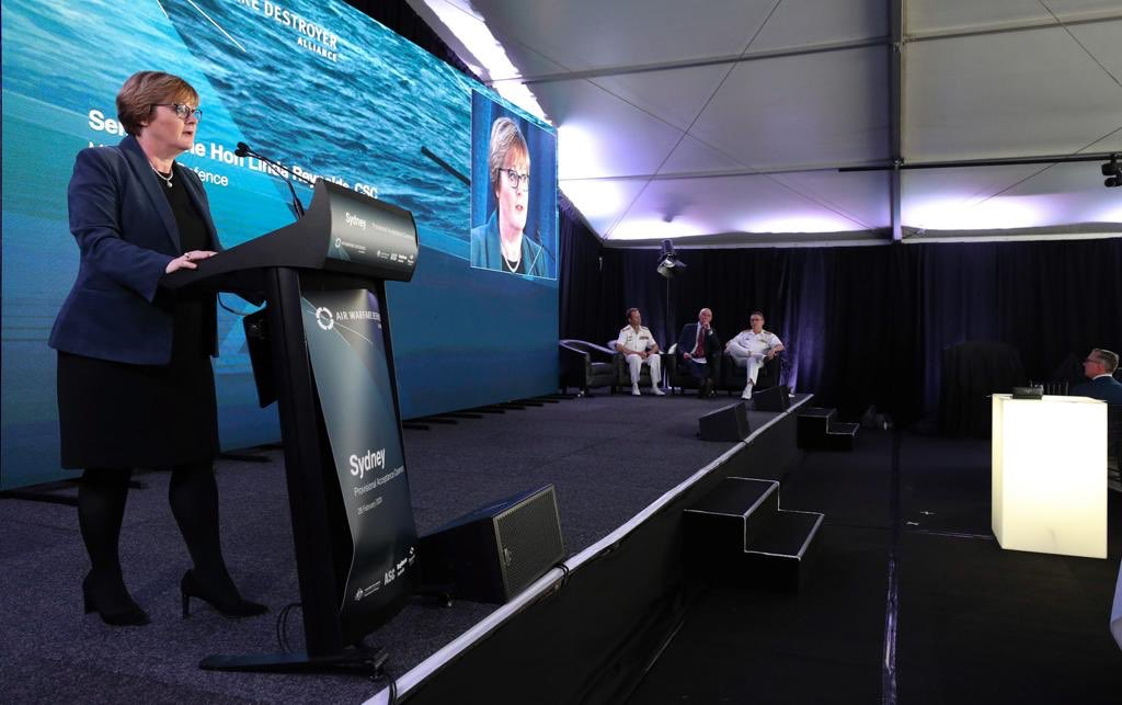 nuship sydney3 - naval post- naval news and information