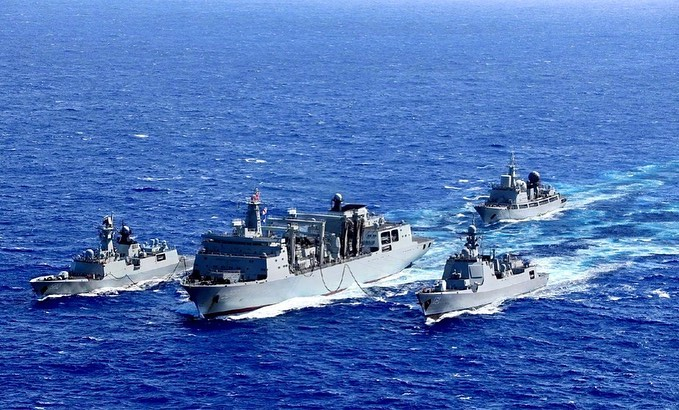 pla navy 5 - naval post- naval news and information