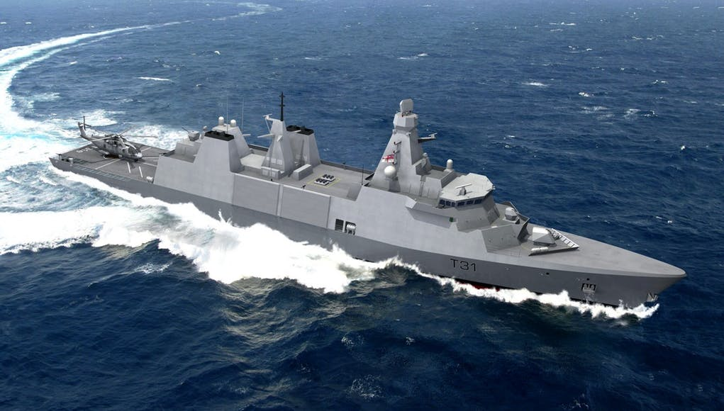 Thales to provide mission systems for the Type 31 Frigate