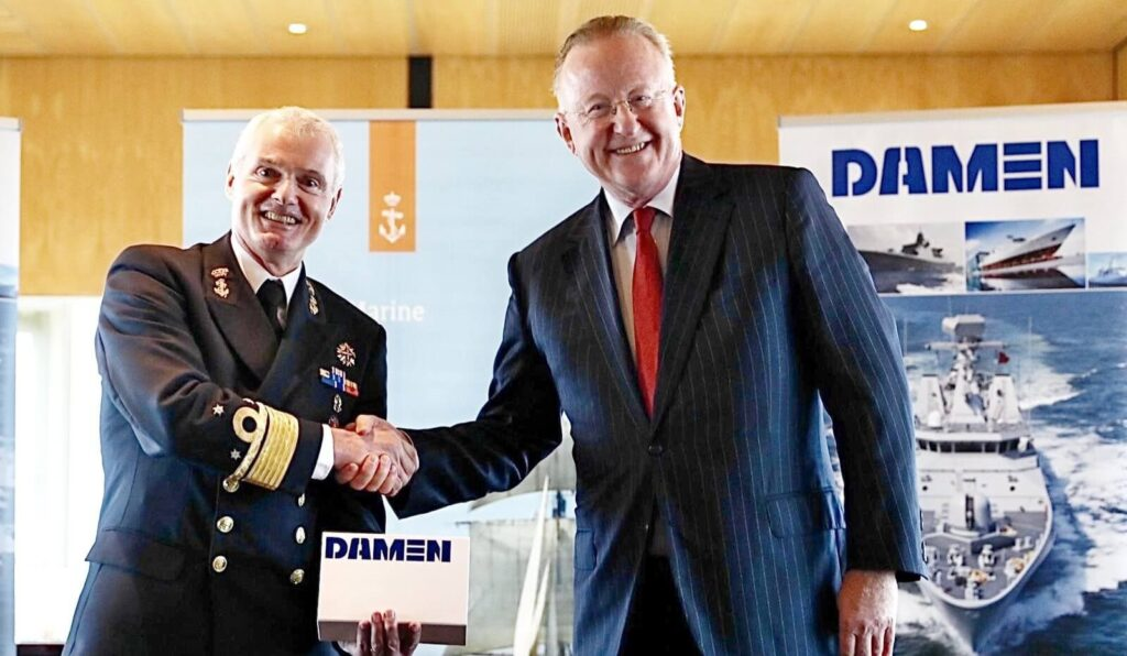 vr becomes reality for royal netherlands navy 1 - naval post- naval news and information