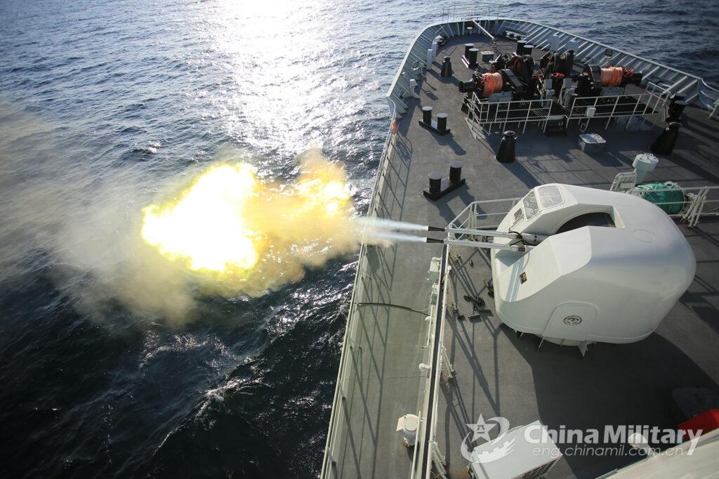 weishanhu hull 887 - naval post- naval news and information