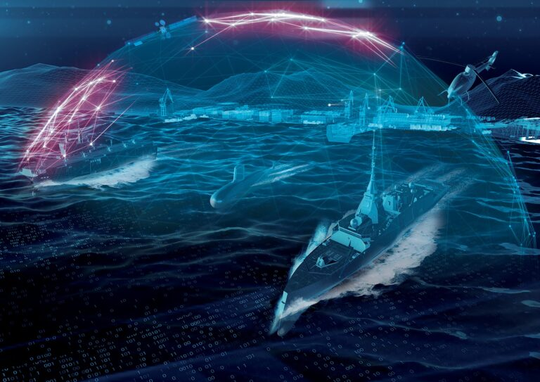 Naval Group unveils new system to coordinate the deployment of autonomous vehicles