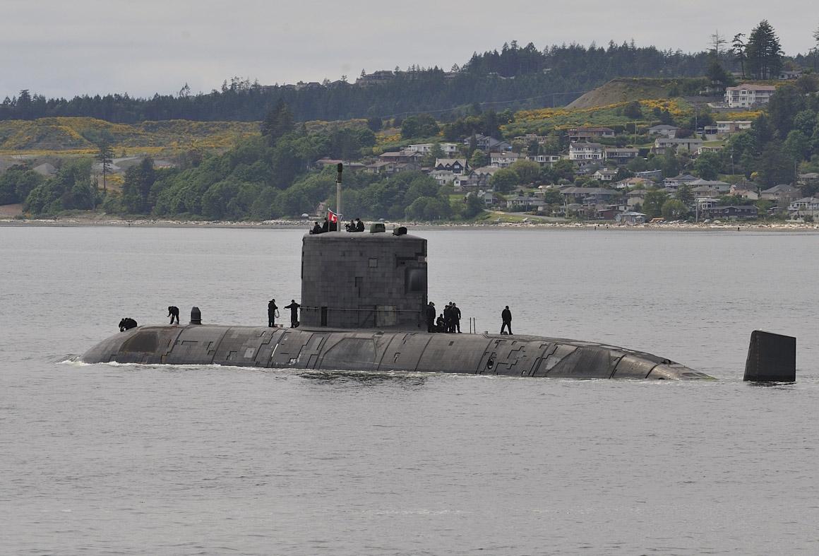 Canada's submarine fleet spent 'zero days' at sea last year