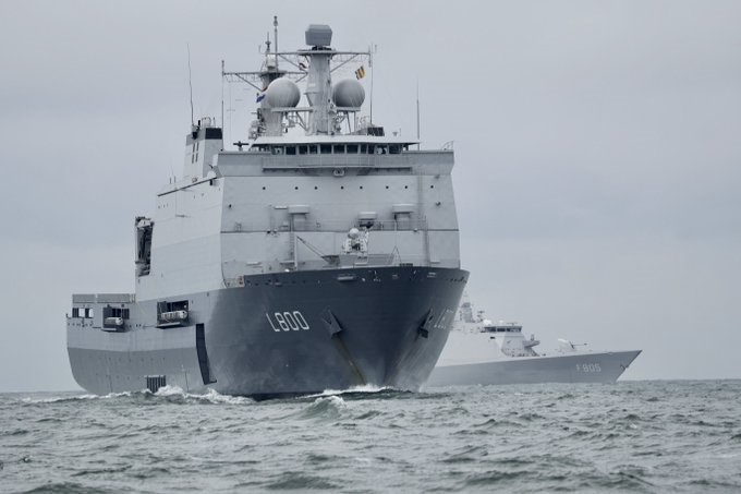 rotterdam - naval post- naval news and information