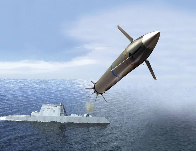 Laser-guided Excalibur S munition  hits moving targets in US Navy test
