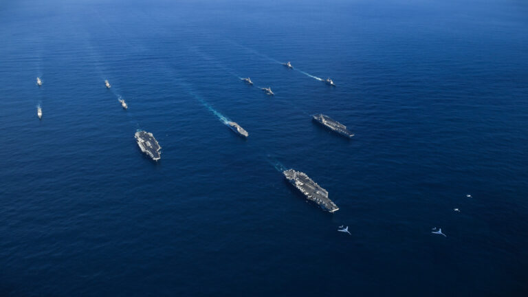 How Much Does a Blue Water Navy Cost?