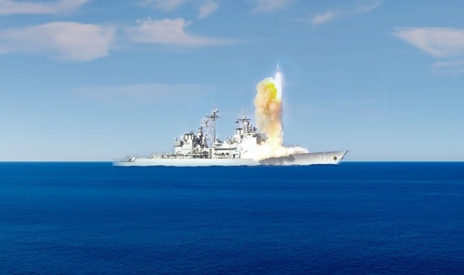 BAE Systems to support U.S. Navy's AEGIS Combat System