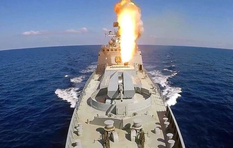 Russia to accelerate testing of the Zircon hypersonic missile