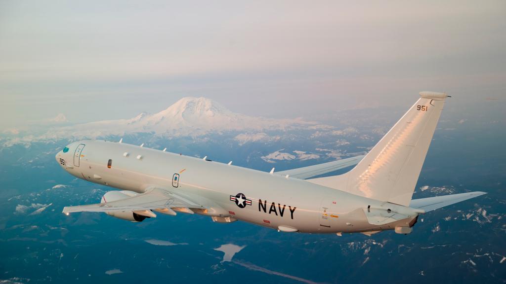 U.S. Navy awards Boeing a $1.5 Billion for next 18 P-8A Poseidon aircraft