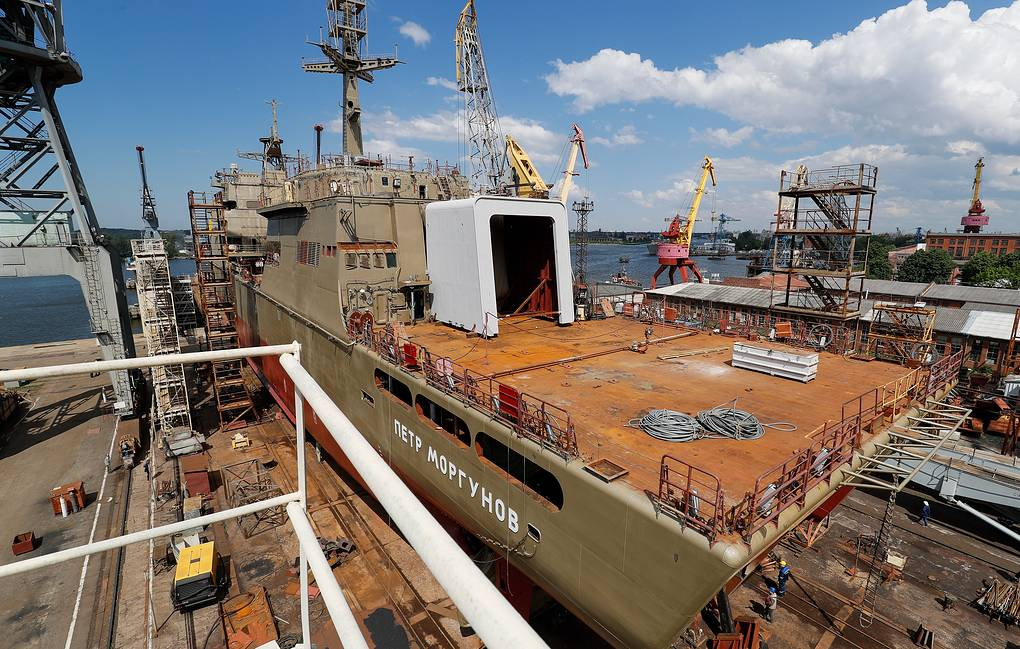 pyotr morgunov2 - naval post- naval news and information