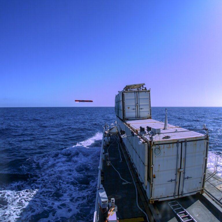 MBDA's Sea Venom Anti-Ship Missile passes first qualification test