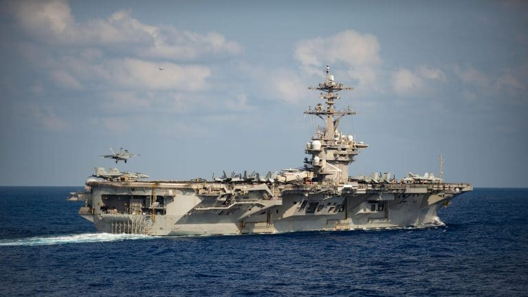 The U.S. Navy diverts Theodore Roosevelt to Guam due to increased COVID-19 cases