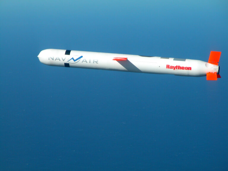Raytheon is awarded a contract to develop new warhead for Tomahawk