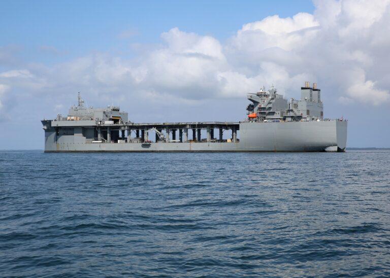 U.S. Navy Commissions USS Hershel 'Woody' Williams