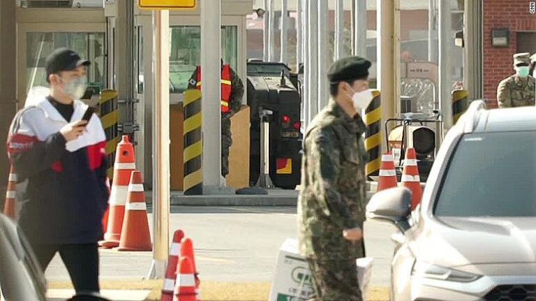 U.S. Navy applies self-quarantine for ships visit Pacific ports