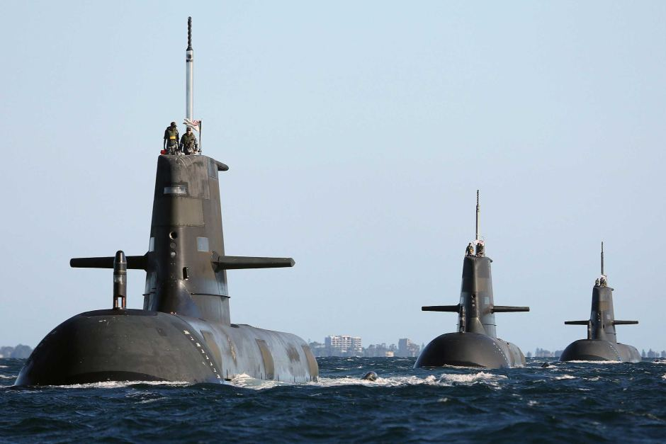 collins class submarines - naval post- naval news and information