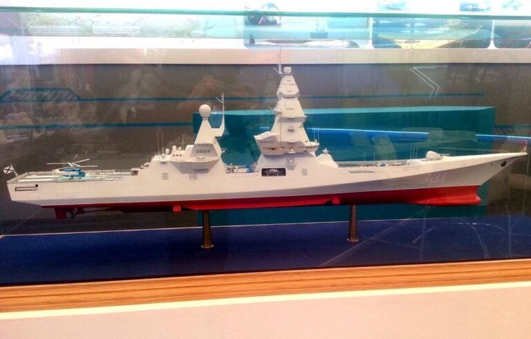 Russia to abandon Lider-class Destroyer project due to economic reasons