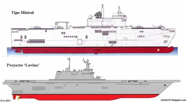 5ab90 buque2blavina2bvs2bmistral - naval post- naval news and information