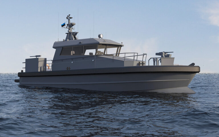 Estonian Navy to procure patrol boats to enhance force protection
