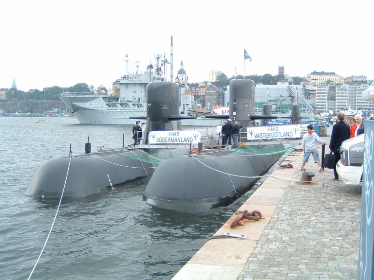 The Sale of Södermanland Submarines to Poland on the table of the Swedish Parliament