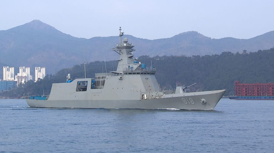 first daegu class ffx ii frigate delivered to rok navy 1 - naval post- naval news and information