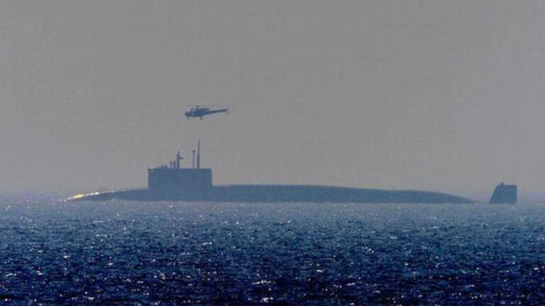 India's push for a strong Nuclear Triad in the IOR