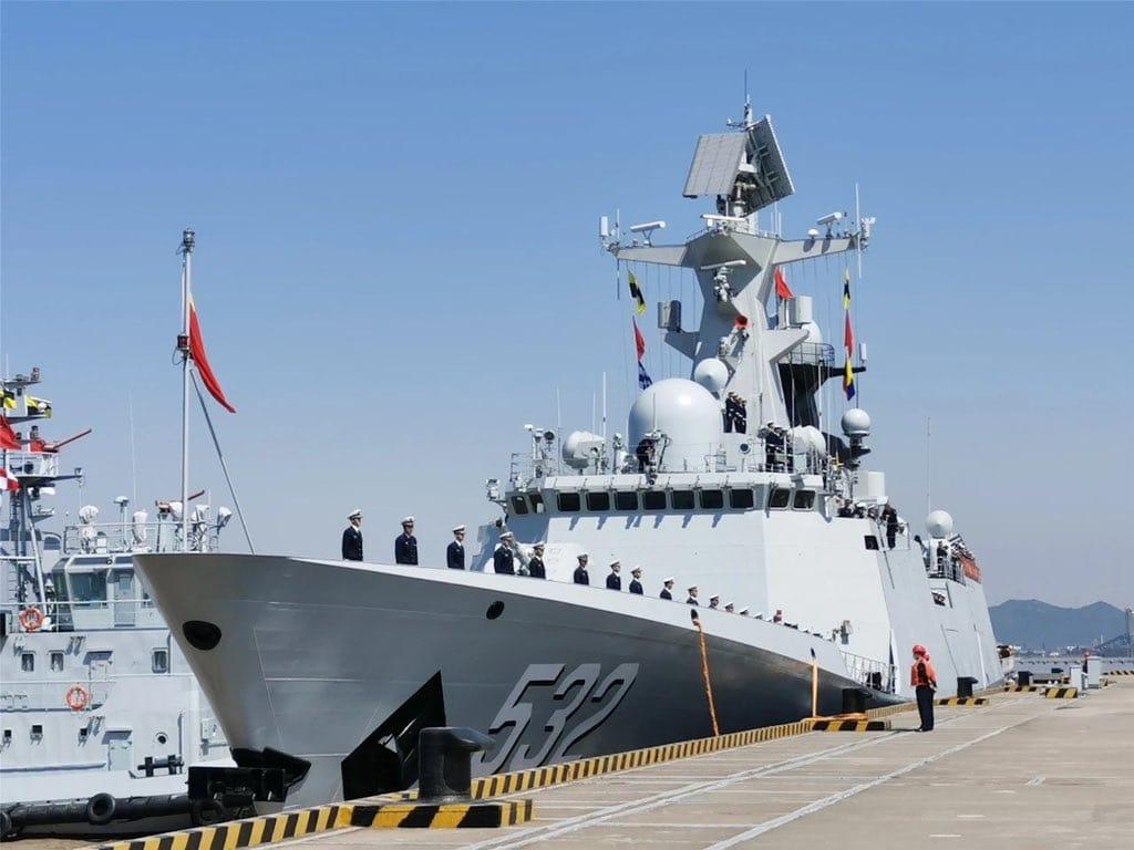 jingzhou - naval post- naval news and information