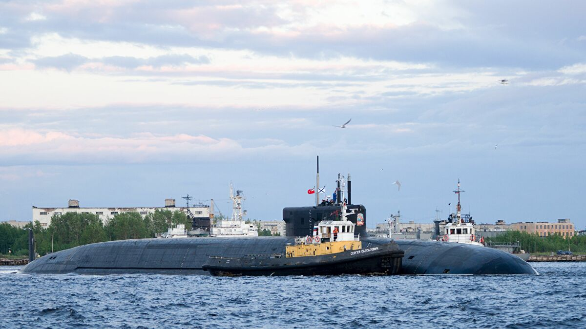 Russia's newest Borei-A class nuclear-powered sub to be delivered at June