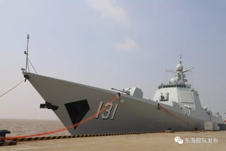 China sends new naval fleet to Gulf of Aden for escort mission