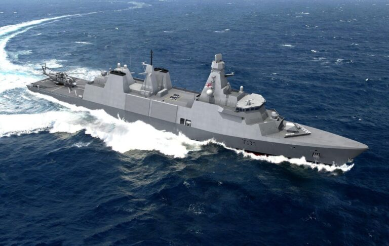 Babcock announces Type 31 supply chain contract awards
