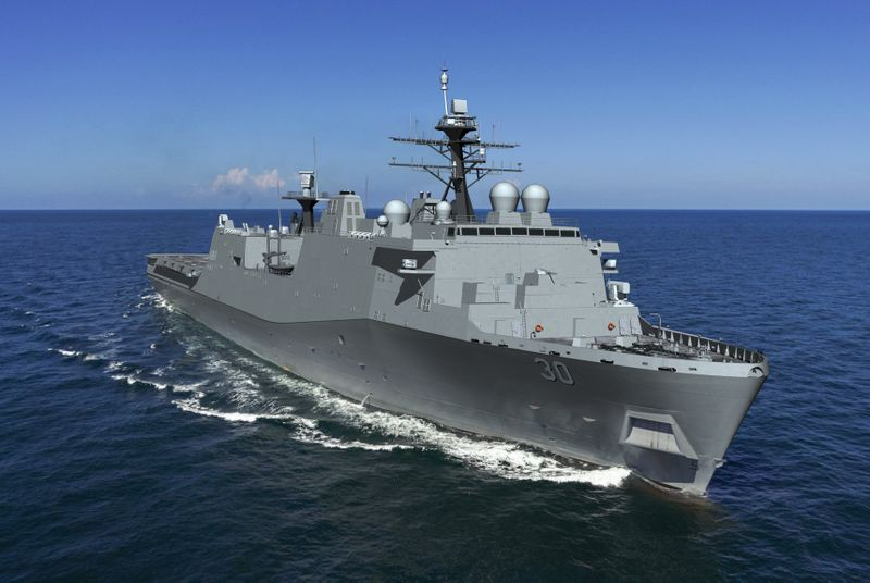 uss harrisburg - naval post- naval news and information