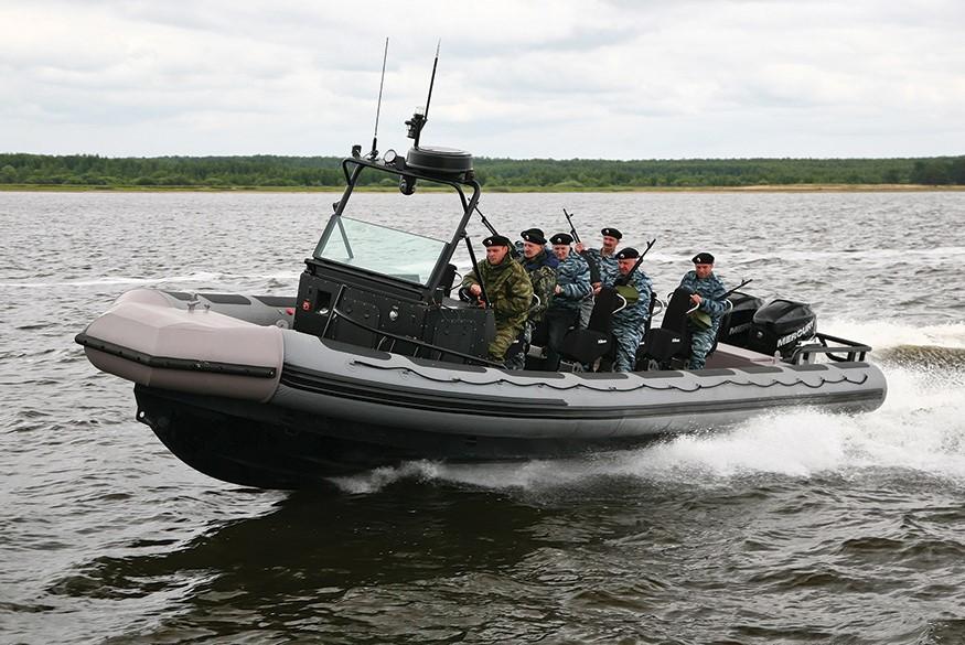 Rosoboronexport to supply assault boats to Sub-Saharan Africa