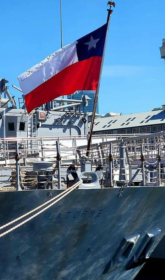 chilean navy - naval post- naval news and information