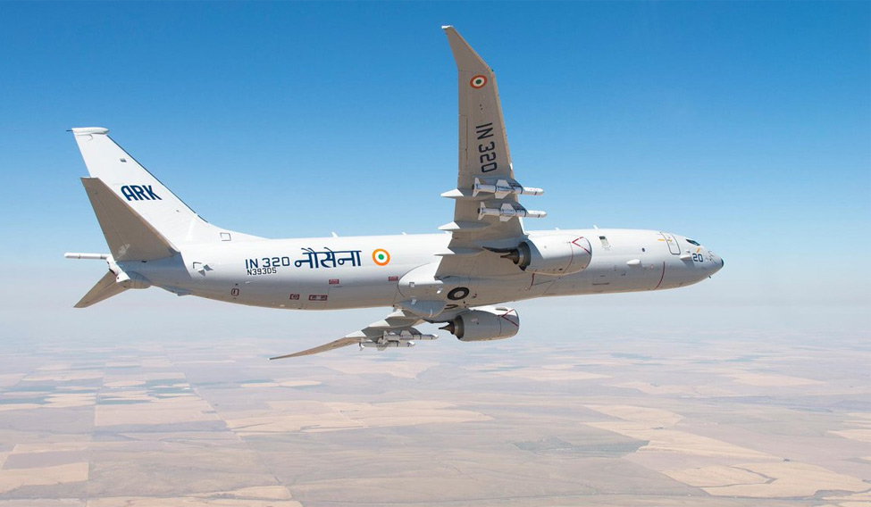 U.S. government approves possible Harpoon and Torpedo sales to Indian P8Is