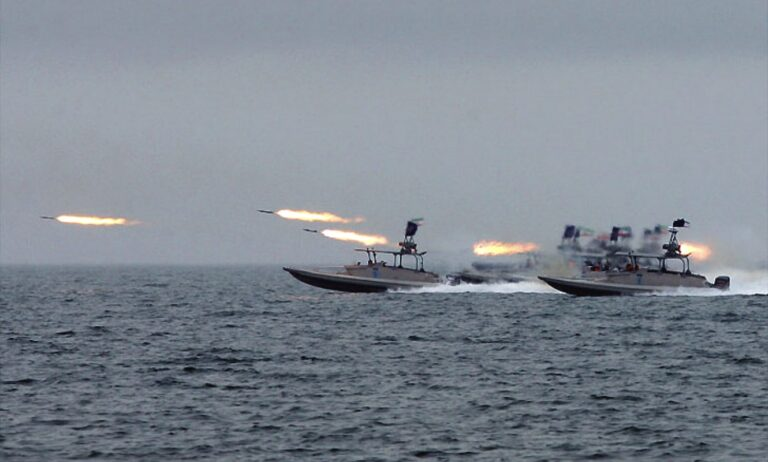 """Trump instructs U.S. Navy to destroy Iranian gunboats """"if they harass our ships at sea"""""""