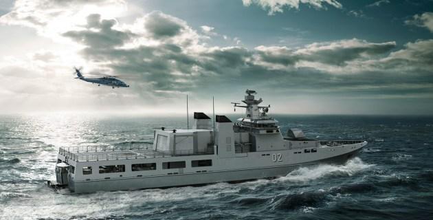 Construction of 3rd Arafura-class OPV begins for Australian Navy