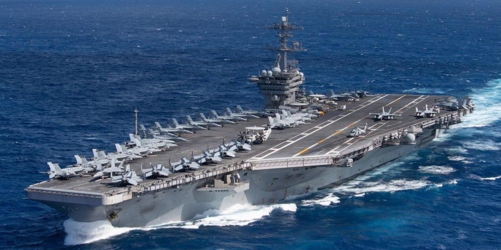 uss roosevelt - naval post- naval news and information