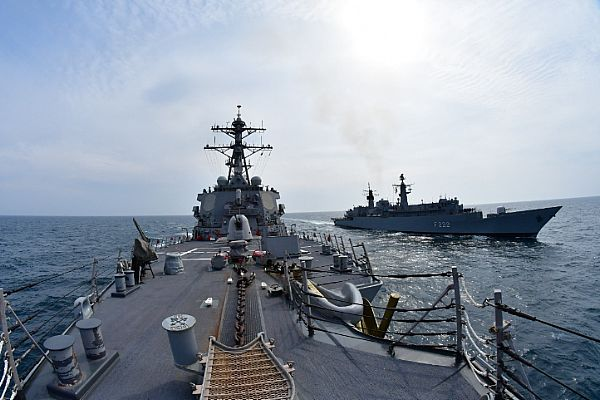 USS Porter Continues Operations in Black Sea
