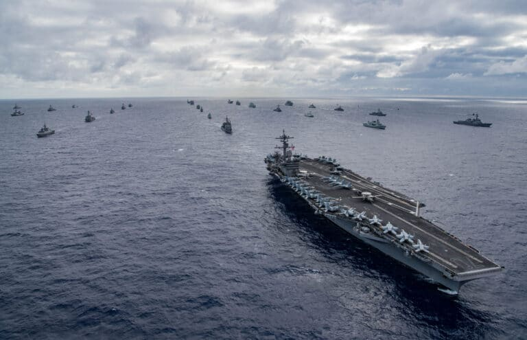 """RIMPAC 2020 to be conducted """"at-sea-only"""" on late August"""