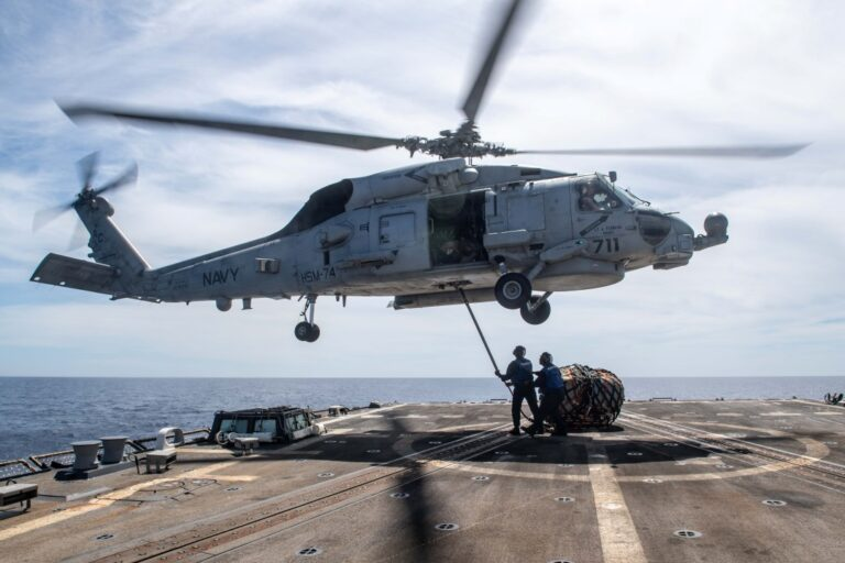 Sikorsky signs $905 million deal for 24 MH-60R anti-submarine helicopters for Indian navy