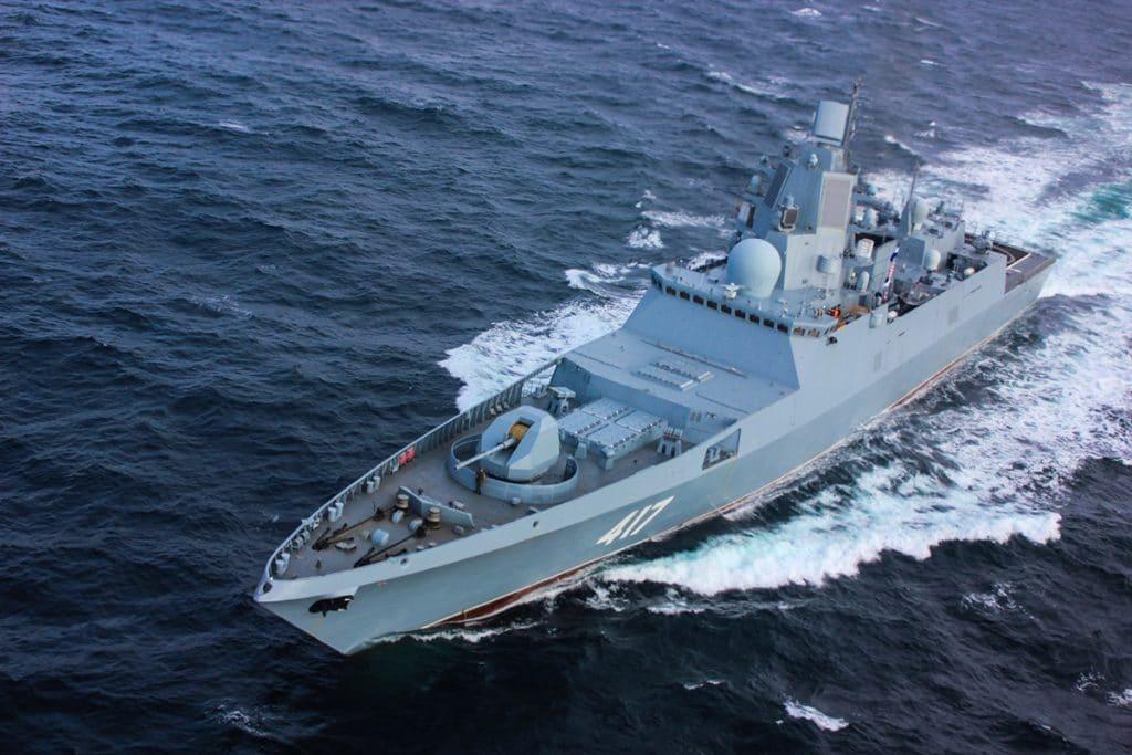 admiral gorshkov frigate 03 - naval post- naval news and information