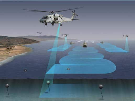 airborne laser mine detection system - naval post- naval news and information