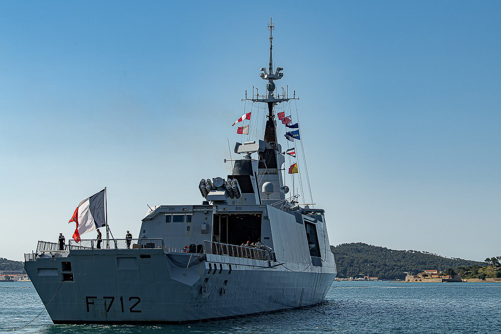 EUROMARFOR supports NATO efforts in the Mediterranean